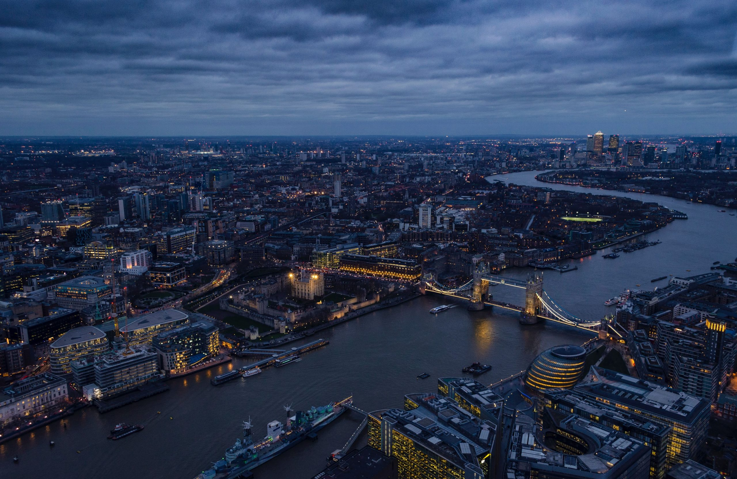 Picture of London Skyline